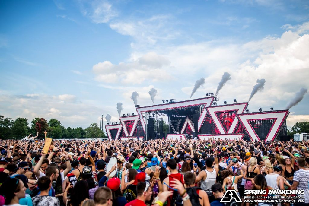 Spring Awakening Music Festival Ticket Giveaway