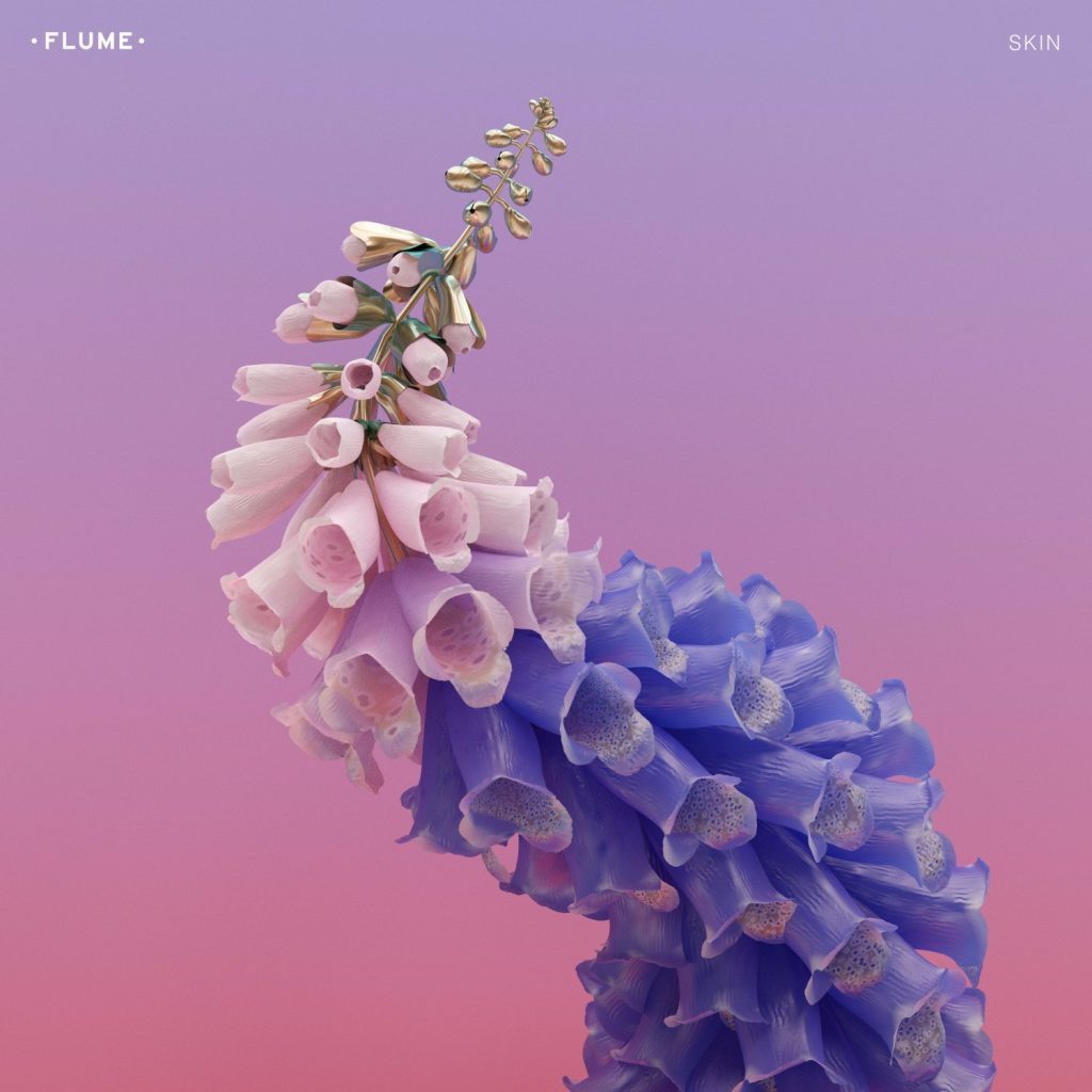 Flume Finally Releases Sophomore Album 'Skin'