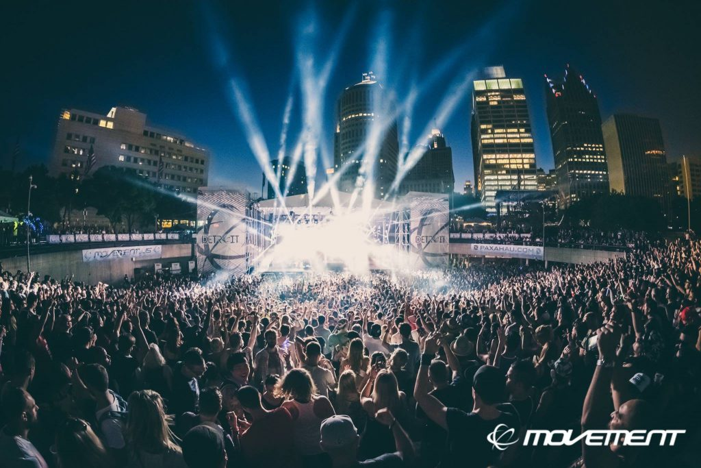 Movement Electronic Music Festival 2016 Live Sets