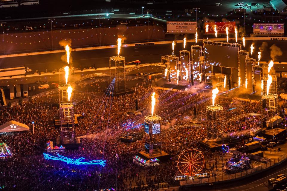 Electric Daisy Carnival: Las Vegas 2016 – Live Sets