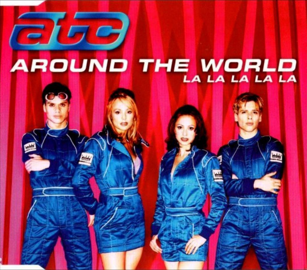 Throwback Thursday: ATC – All Around The World