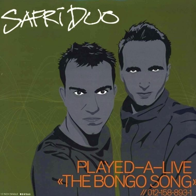 Throwback Thursday: Safri Duo – Played-A-Live (The Bongo Song)