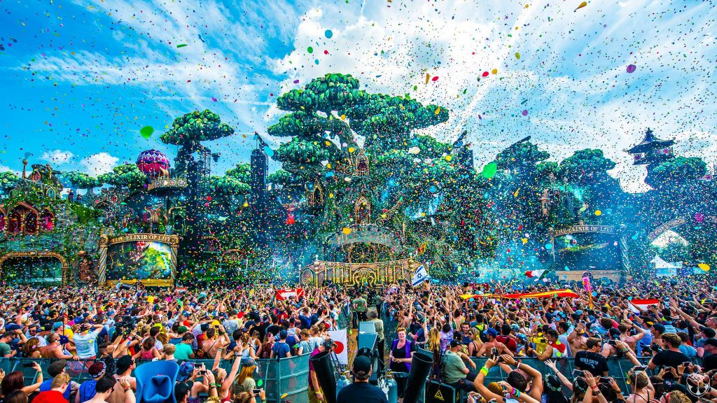 Tomorrowland – Day 3 Live Sets