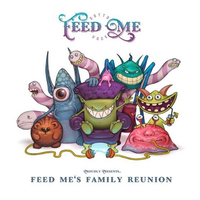 Feed Me – Feed Me's Family Reunion