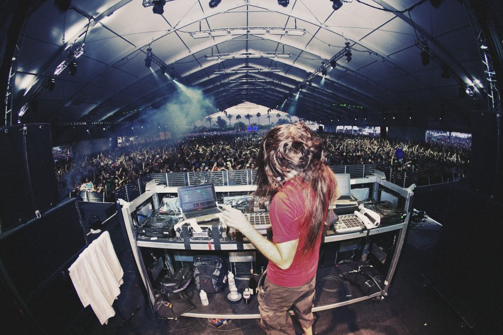 Bassnectar at Coachella 2010