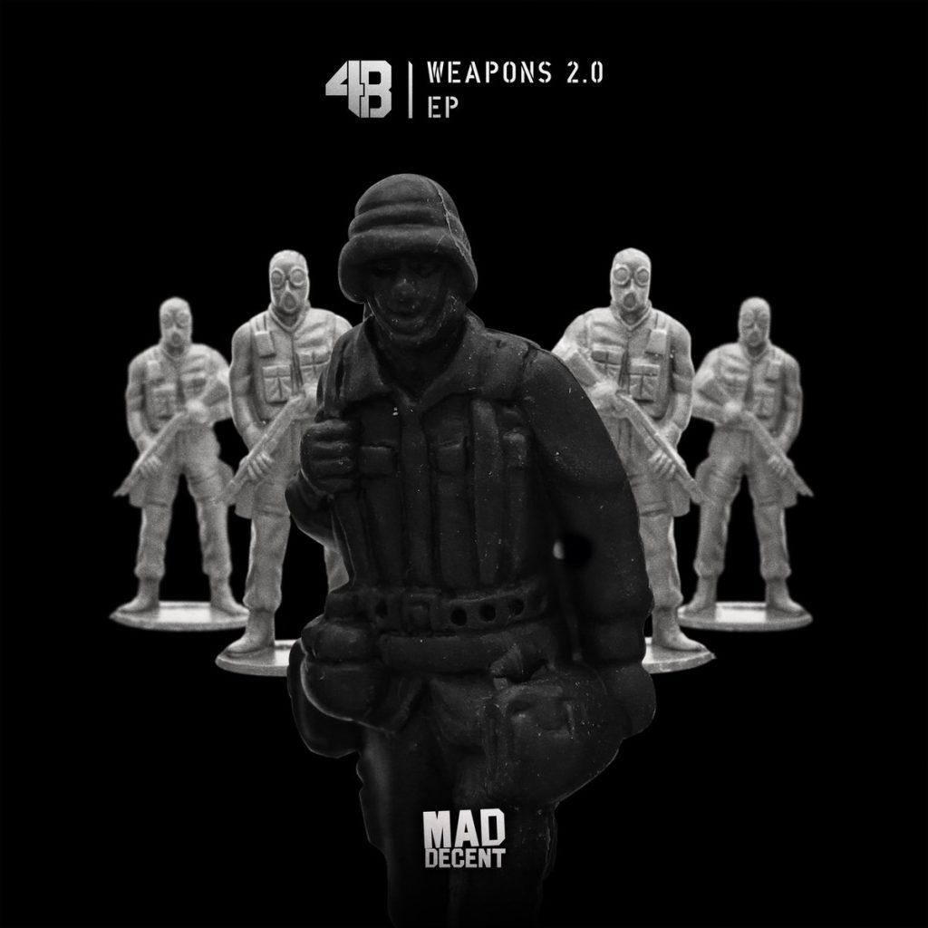 4B – Weapons 2.0 EP
