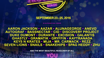 Life is Beautiful Music & Art Festival Announces Insomniac's 2016 Troubadour Stage Lineup