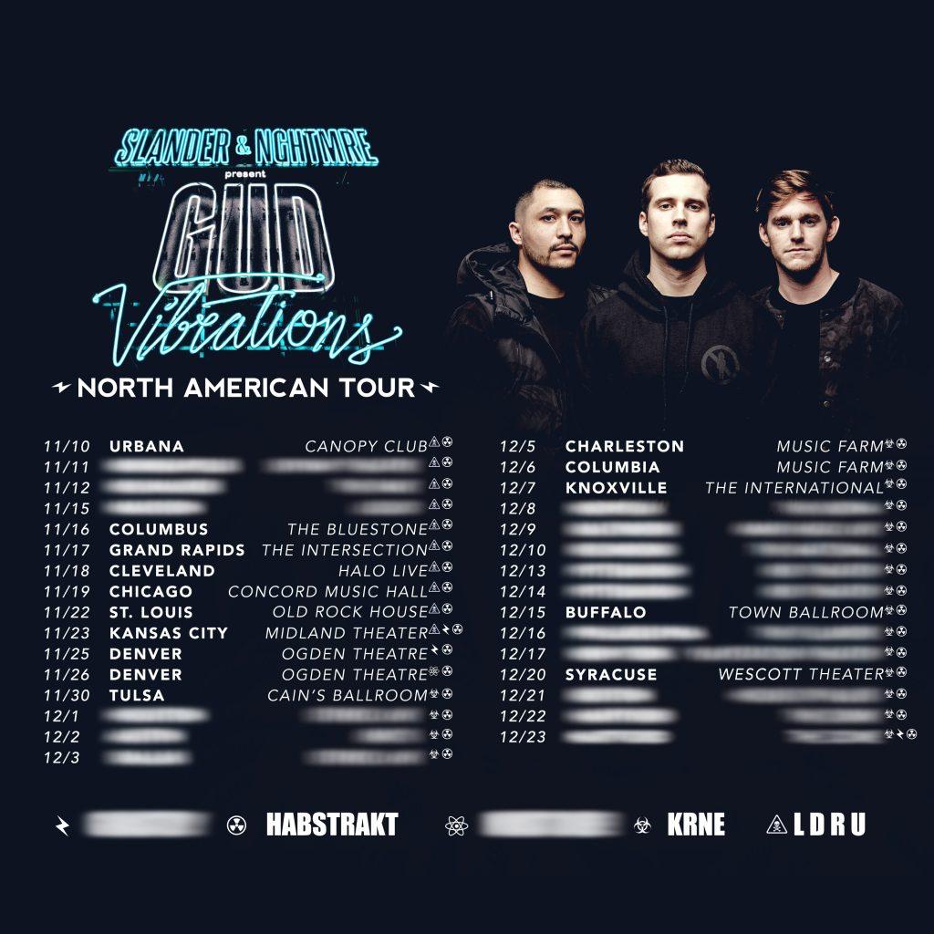 Gud Vibrations Tour Miami