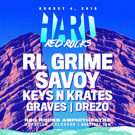 [Event Review] HARD Red Rocks