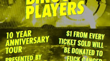Bingo Players and FuckCancer Team up For North America Fundraising Tour