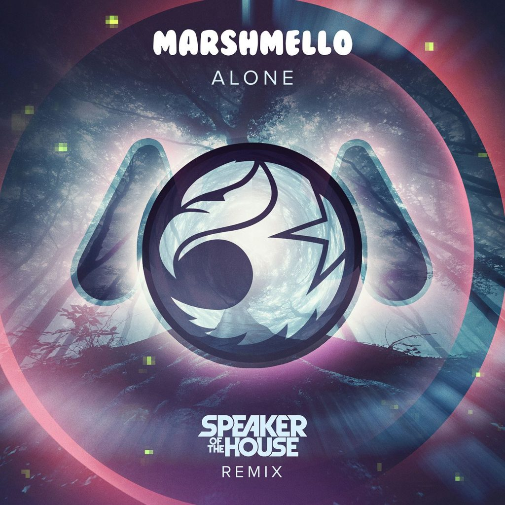 Marshmello Alone Speaker Of The House Remix By The Wavs