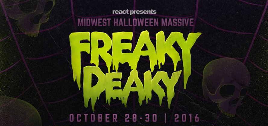 [Event Preview] Freaky Deaky 2016