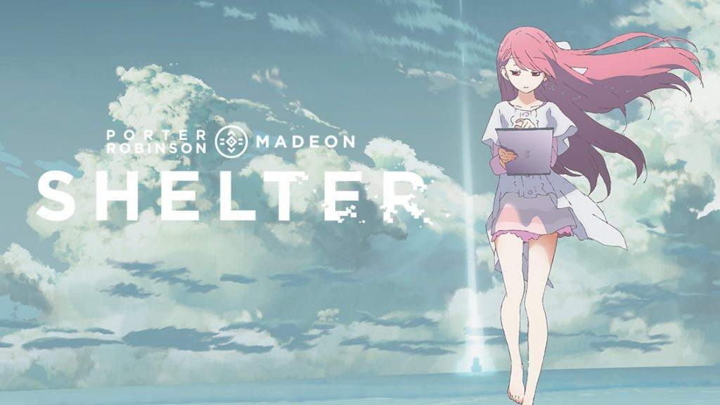 Porter Robinson & Madeon's New Shelter Animation