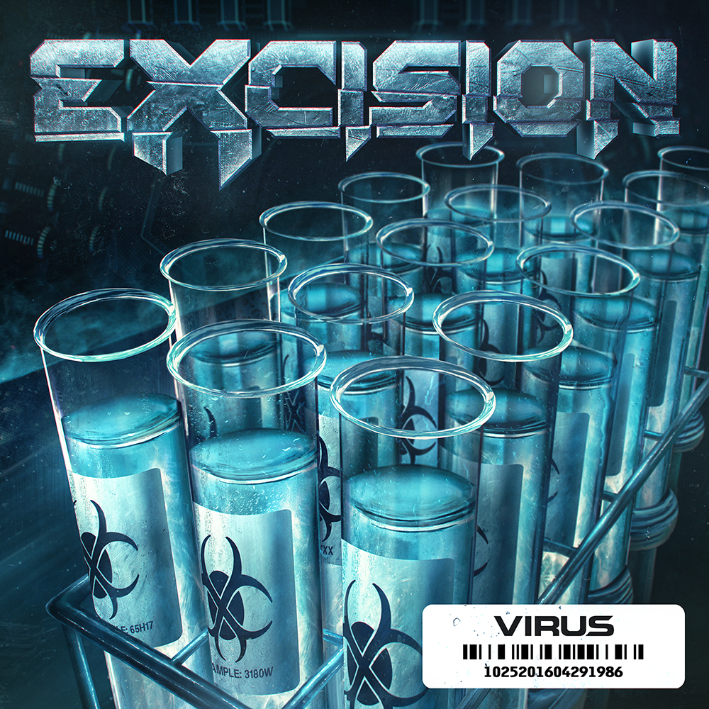 Excision – Throwin' Elbows (ft. Space Laces)