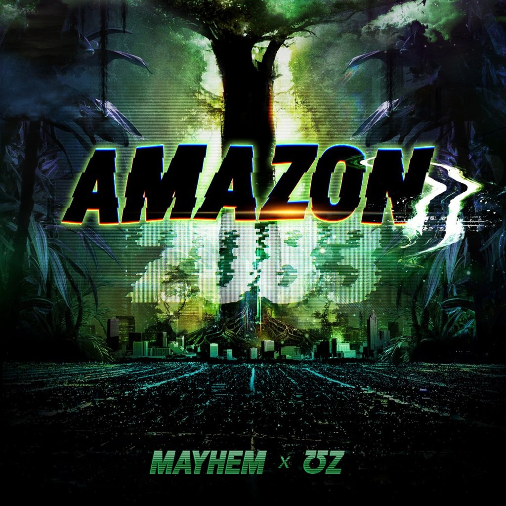 Mayhem x UZ – Amazon