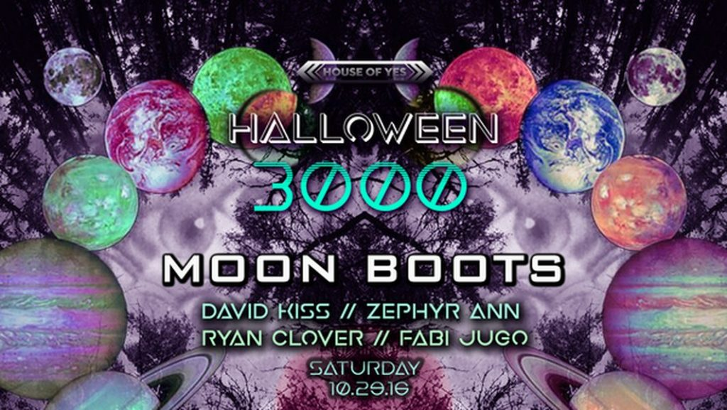 [Event Preview] House of Yes announces Halloween Event