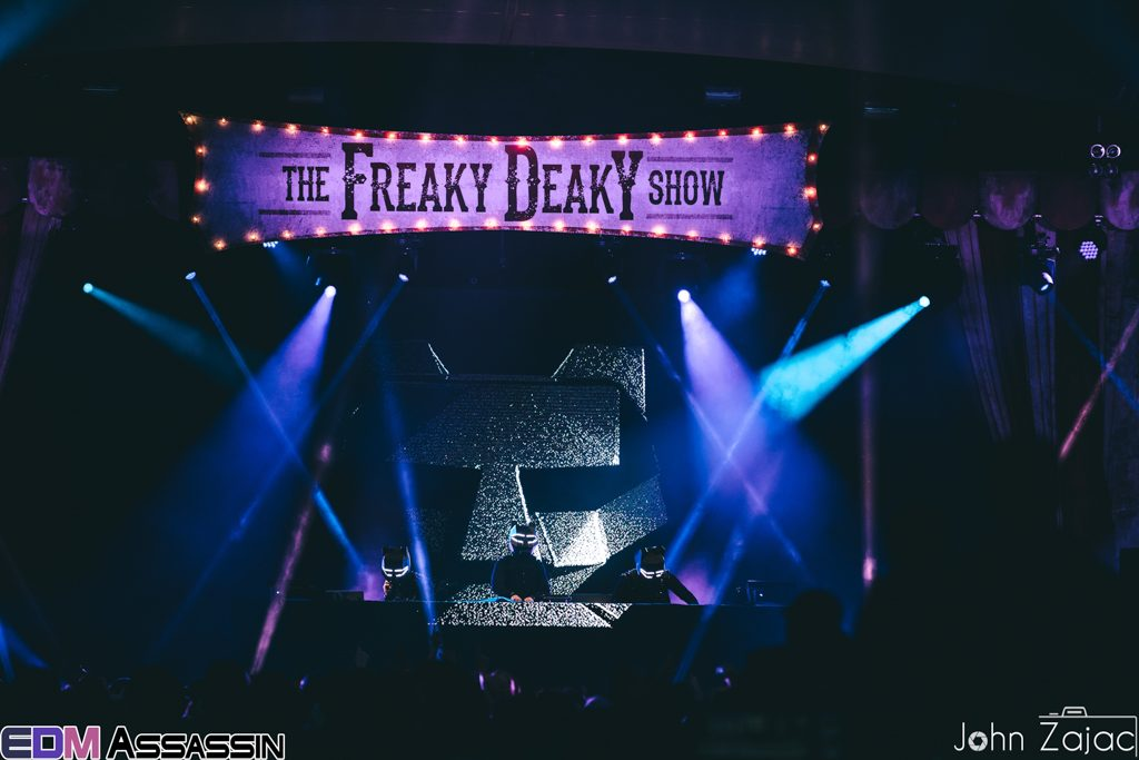 [Event Review] Freaky Deaky 2016
