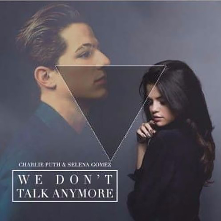 Charlie Puth – We Don't Talk Anymore (feat. Selena Gomez) (Eric Lam Weekend Remix)