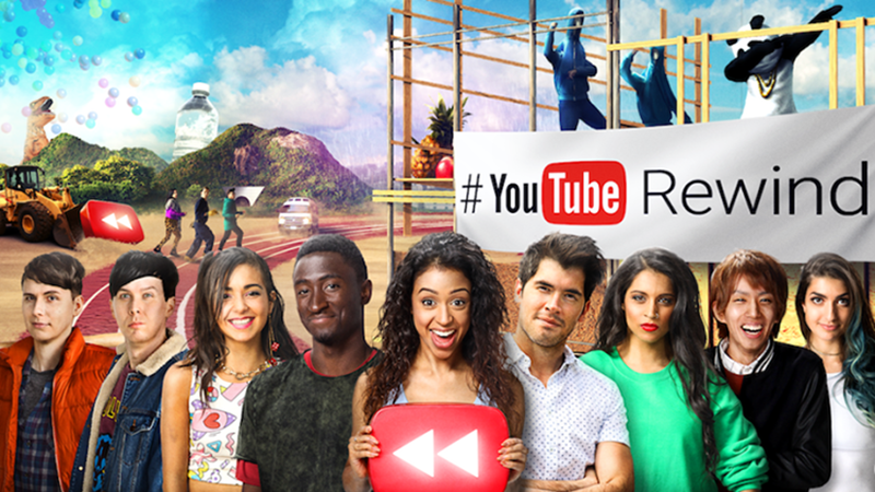 The Hood Internet and Major Lazer Play a Huge Part of YouTube Rewind 2016