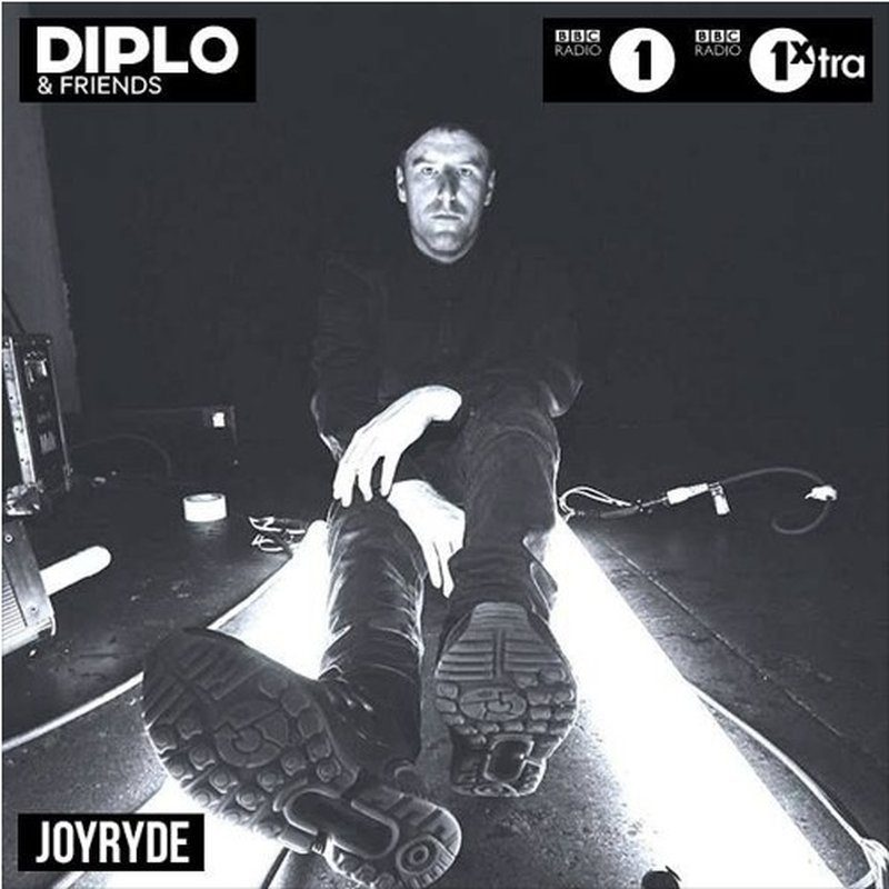 Joyryde Releases Diplo & Friends Mix