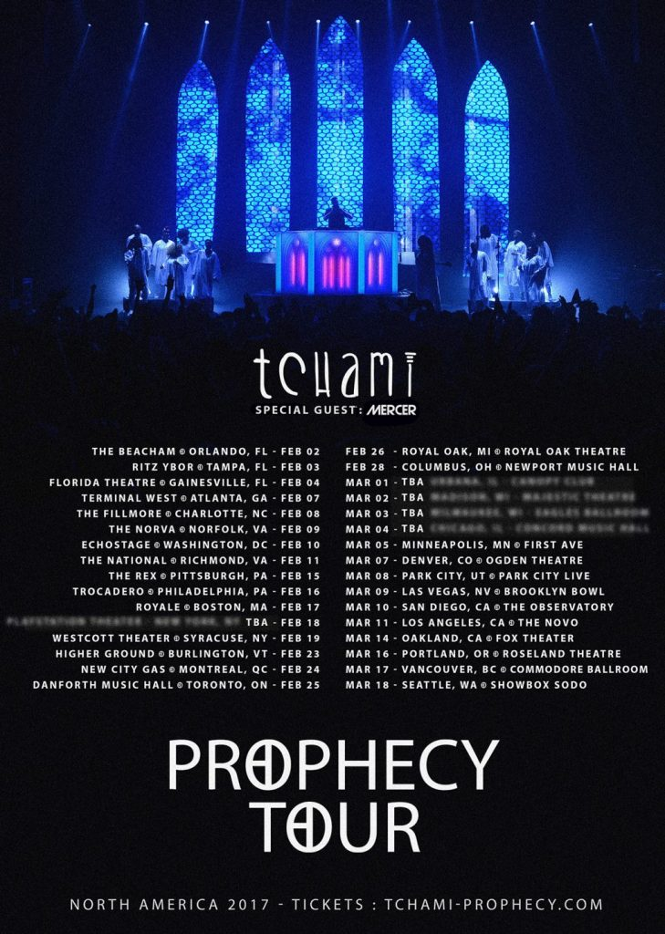 [Event Preview] Tchami- The Ogden Theatre, Denver