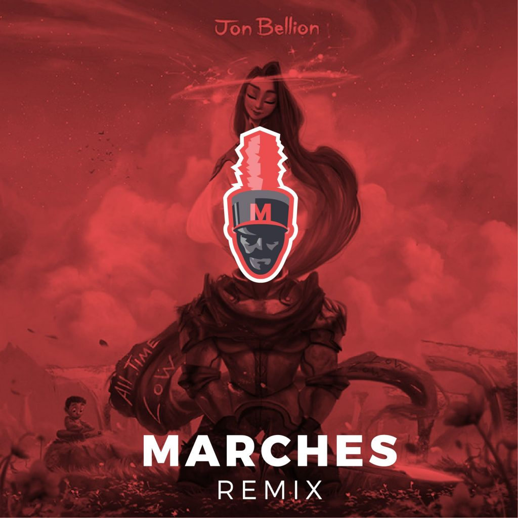 Jon Bellion – All Time Low (MARCHES Remix)