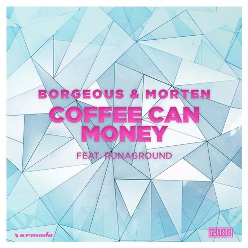 Borgeous And Morten Coffee Can Money