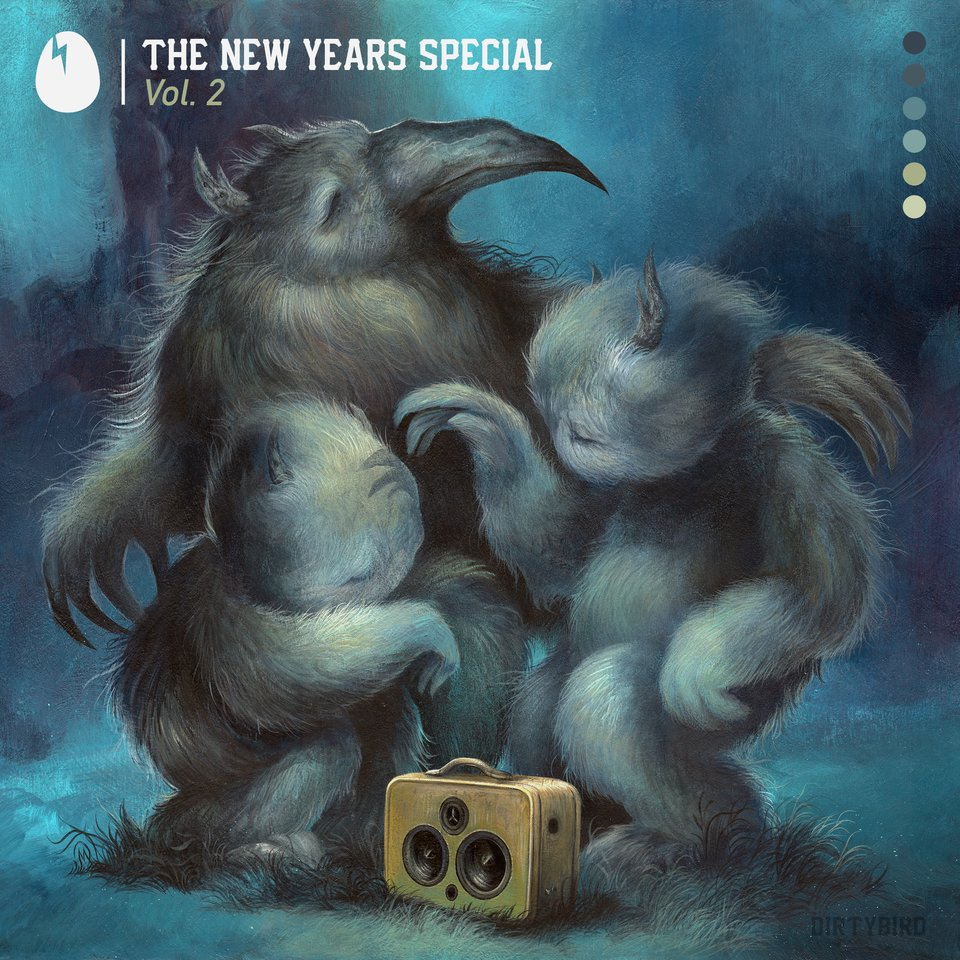 Dirtybird Records – The New Years Special, Vol. 2 EP