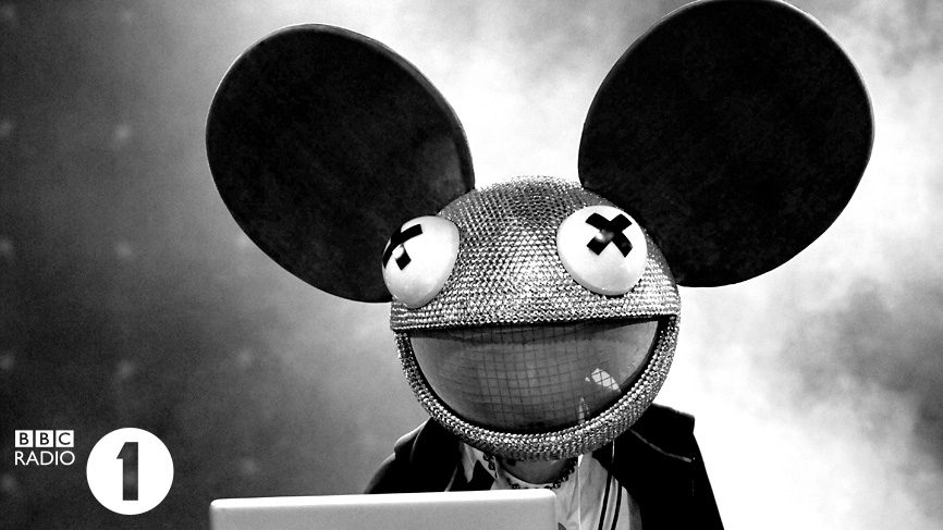 [Genre of the Week] Deadmau5 BBC Radio 1 Residency Begins