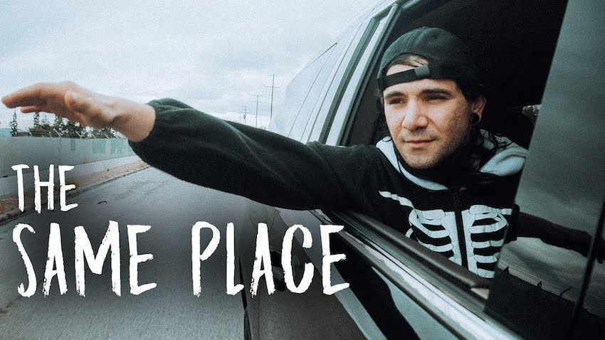 "Skrillex Posts ""The Same Place"" Documentary"
