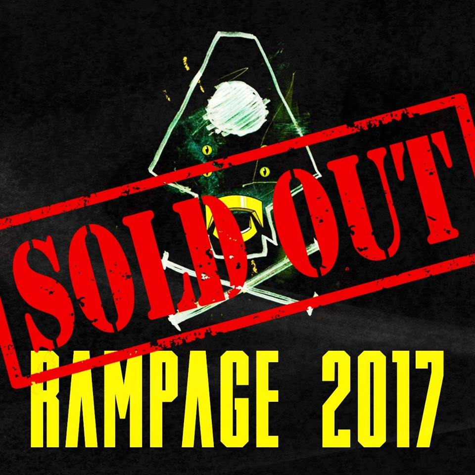 [Event Review] Rampage 2017 – Sportpaleis