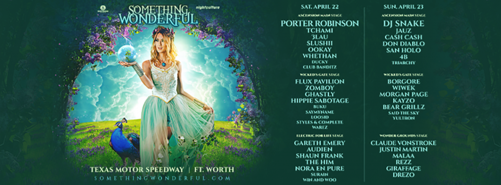 Something Wonderful Announces 2017 Full Lineup
