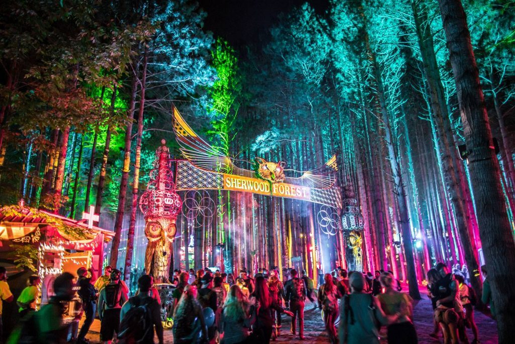 Electric Forest Announces Over 95 Additional Artists for 2017 Lineups