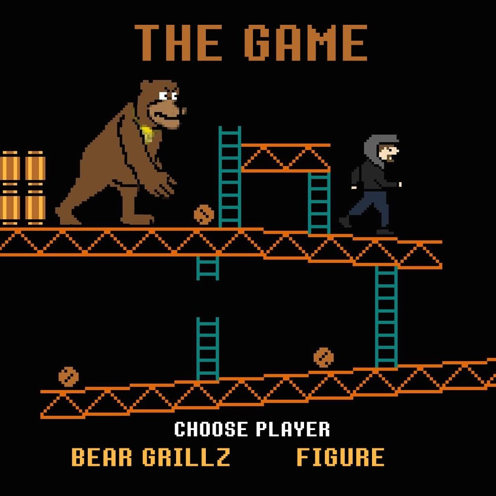 Bear Grillz & Figure – The Game