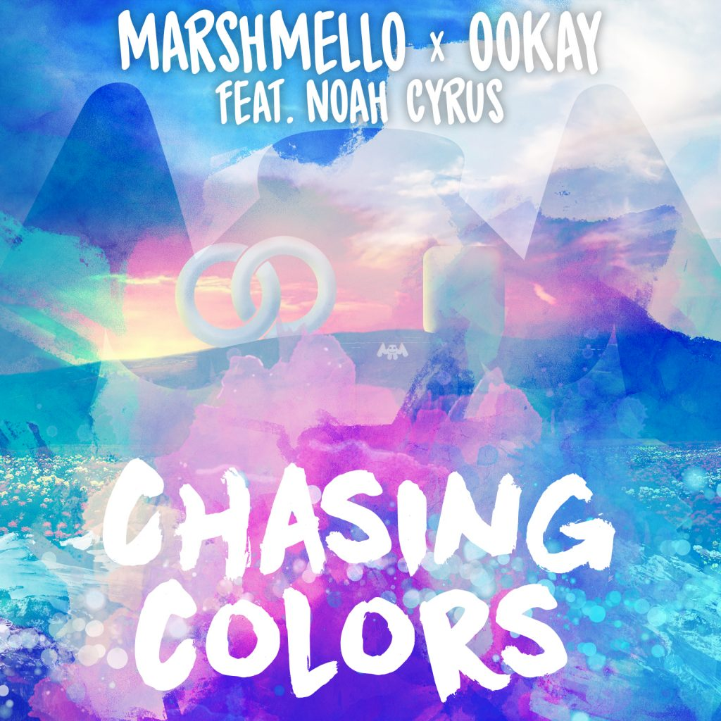 Marshmello x Ookay – Chasing Colors feat. Noah Cyrus
