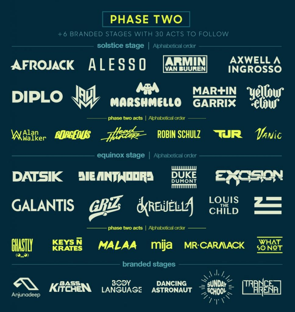 Spring Awakening Releases Phase Two Additions