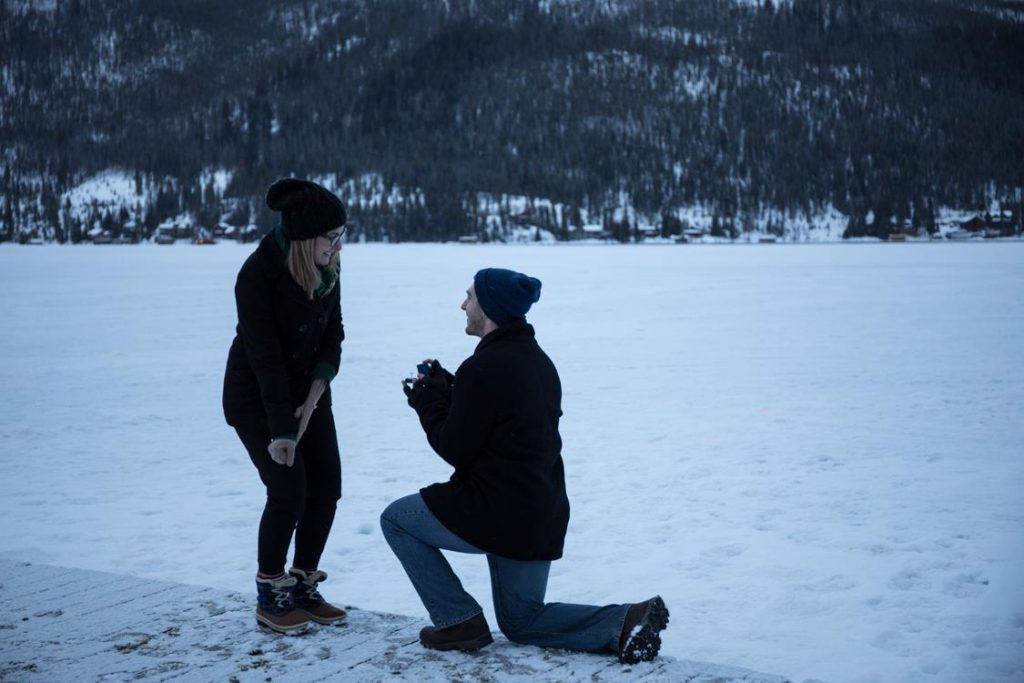 Congratulations to Our Staff Member, Nick on Getting Engaged