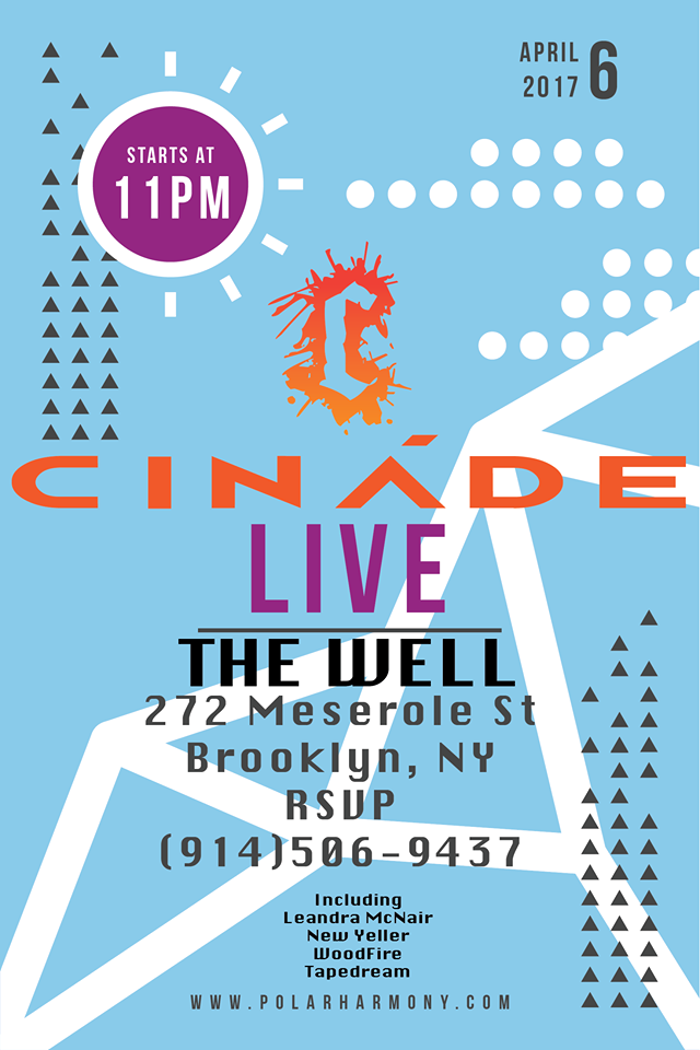 [Event Preview] Live at the Well, 4/6/17