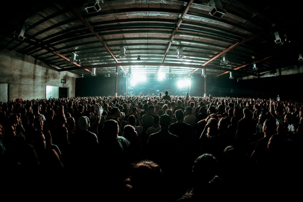 The Compound Releases Stacked Lineup for Next Warehouse Event