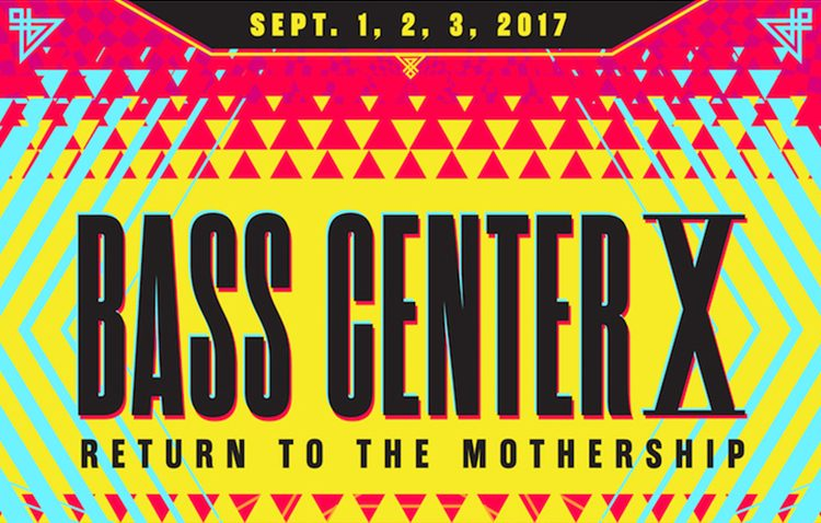 Bassnectar Announces Bass Center X: Return To The Mothership