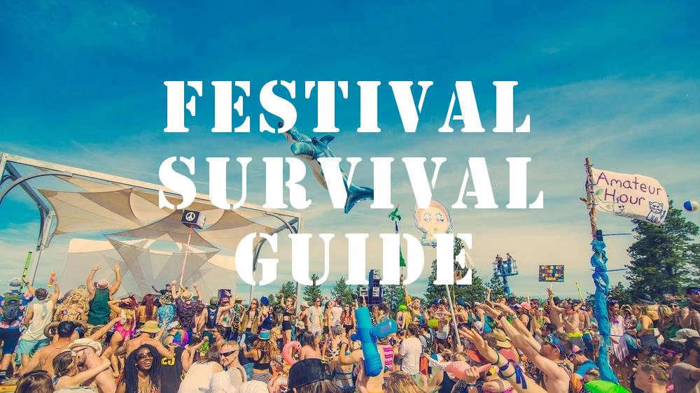 Your Guide to Essential Festival Items