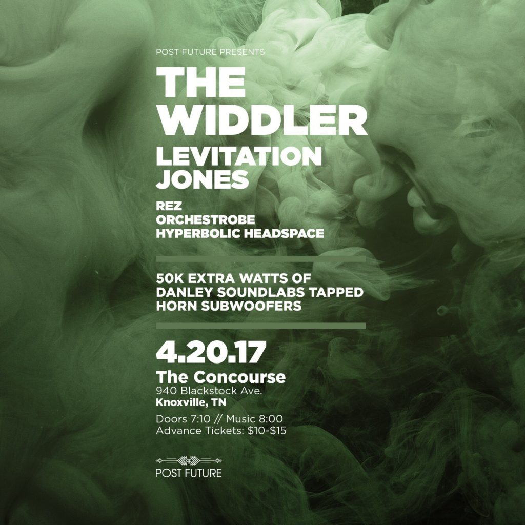 Post Future + 4/20 = Pure Shenanigans w/ The Widdler & more