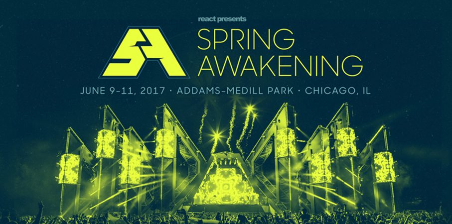 Spring Awakening Music Festival Announces Huge 2017 Full Lineup