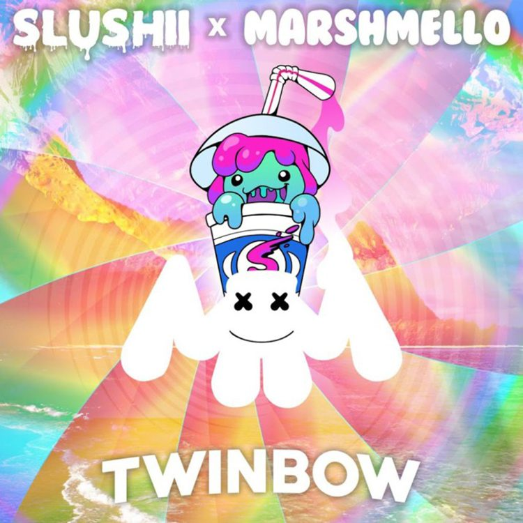 "Slushii & Marshmello Combine Forces For a Tasty Collaboration, ""Twinbow"""