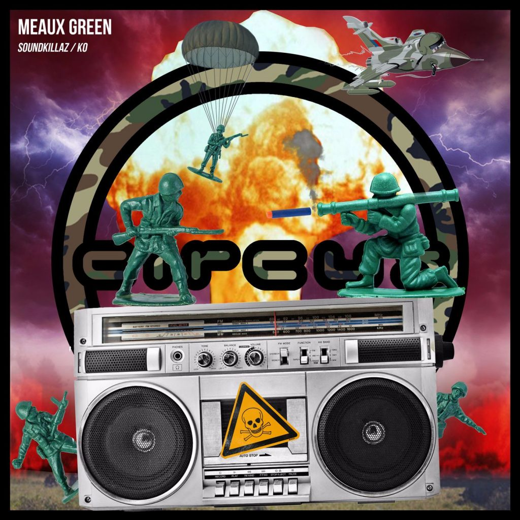 Meaux Green – Soundkillaz EP