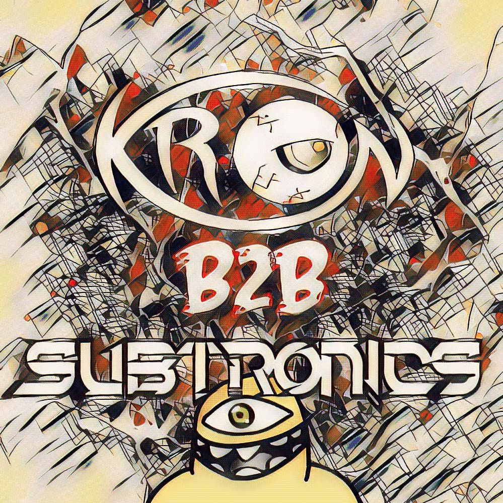 Kron & Subtronics Release A Crazy New Mix
