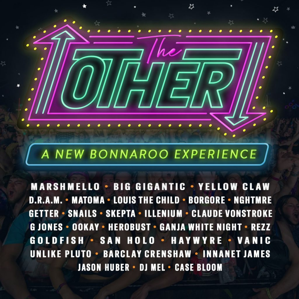 Bonnaroo is Turning The Other Stage into an EDM & Hip-Hop Exclusive Stage