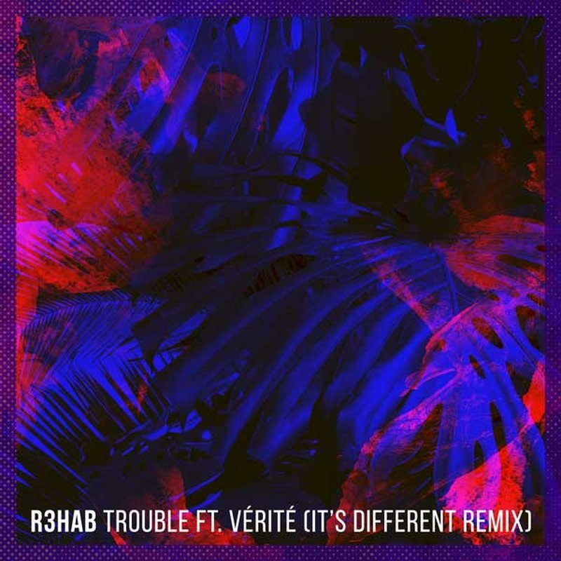 R3hab –Trouble (Feat. Vérité) [It's Different Remix]