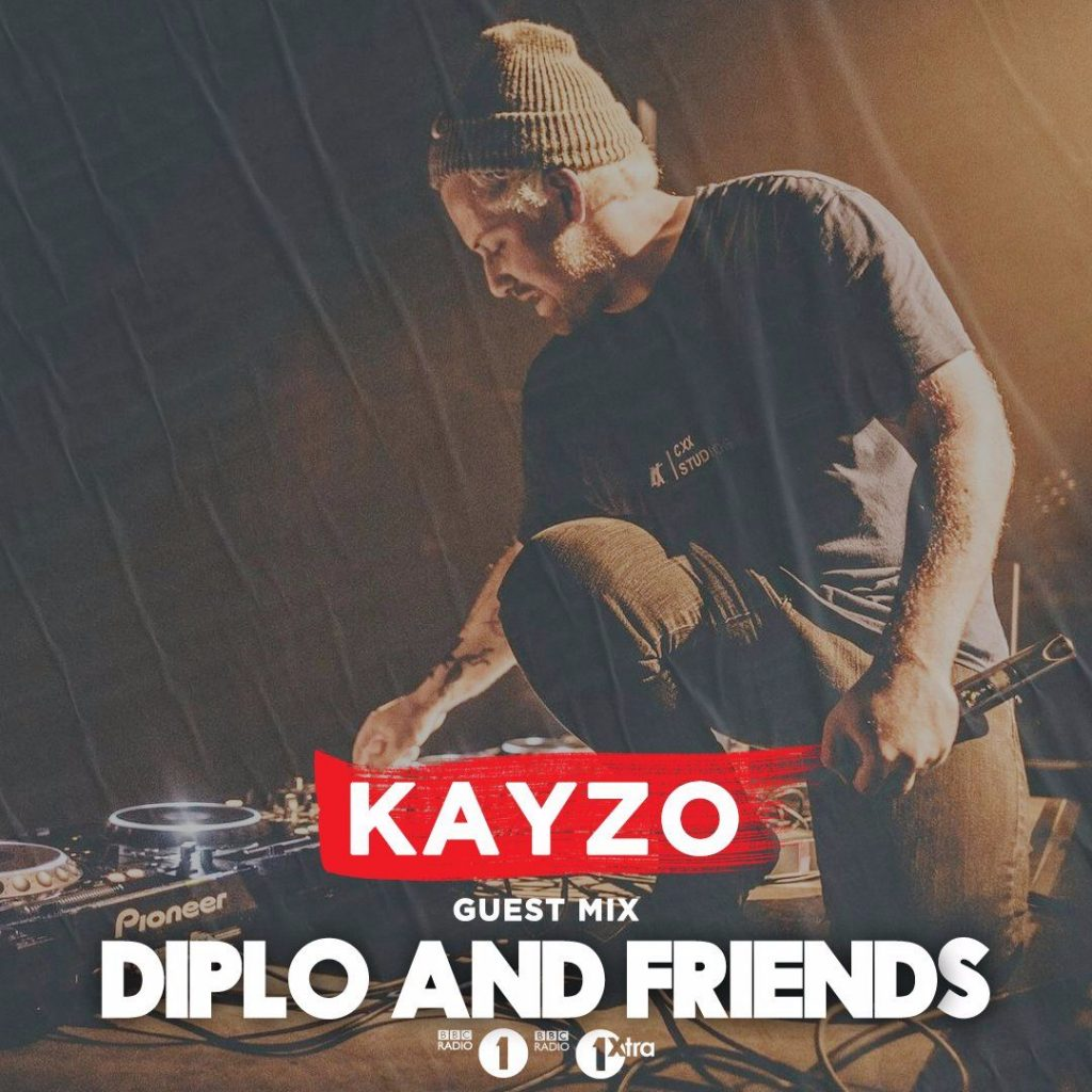 [Genre of the Week] Kayzo- Diplo & Friends Mix 2017
