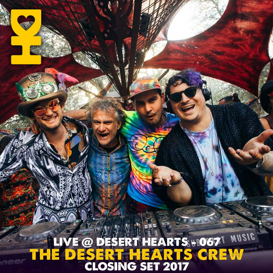 [Genre of the Week] Desert Hearts Crew- Closing Set